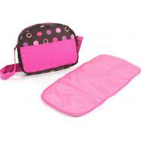 Bayer Chic Prebaľovacia taška - Pinky Balls 2