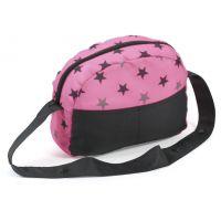Bayer Chic Přebalovací taška na kočárek hvězdičky šedivé 2