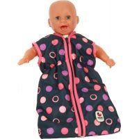 Bayer Chic Spací vak pre bábiky - Corallo