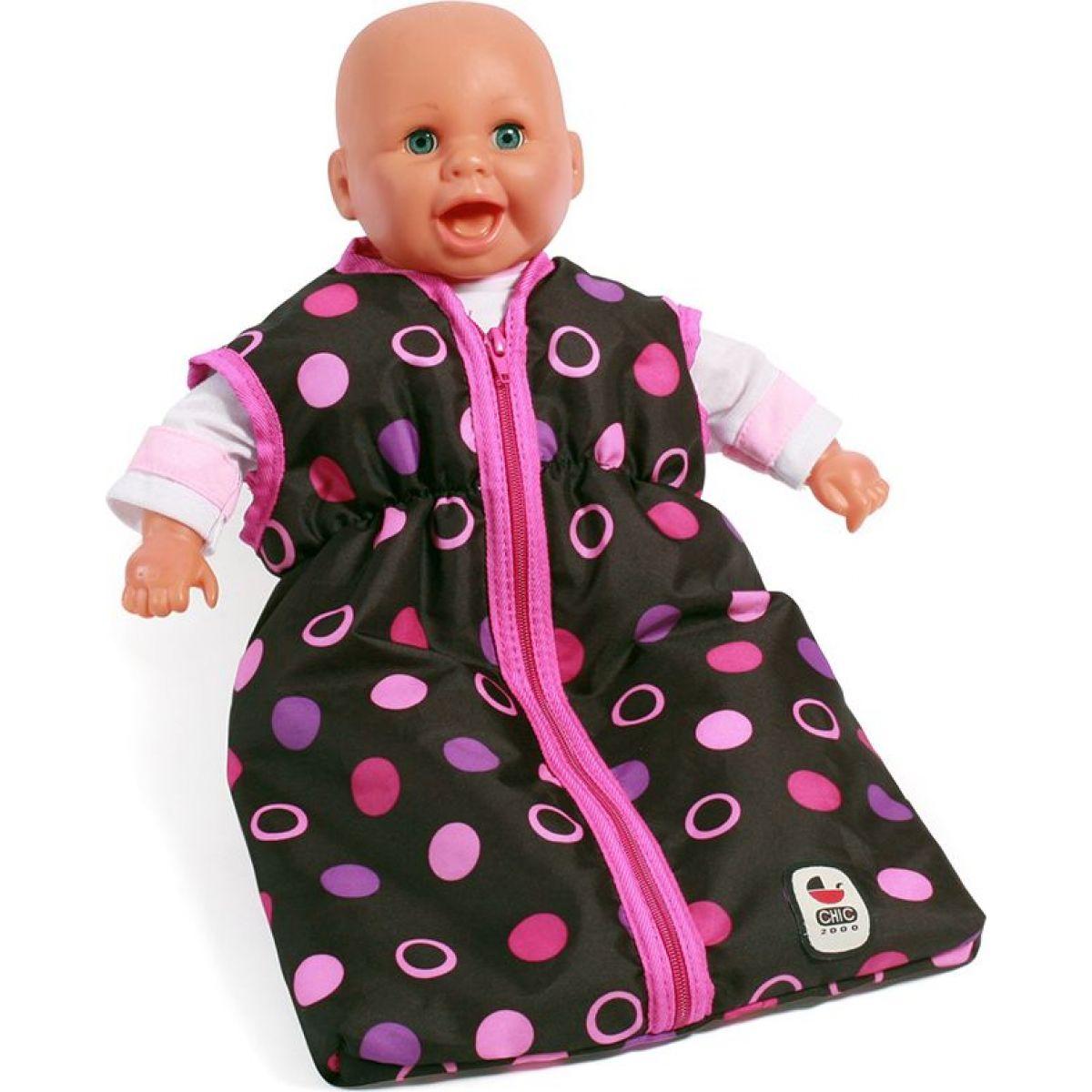 Bayer Chic Spací vak pre bábiky - Pinky Balls