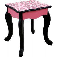 Bayer Chic Toaletní stolek růžový panter 2