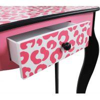 Bayer Chic Toaletní stolek růžový panter 3