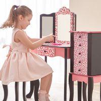 Bayer Chic Toaletní stolek růžový panter 6
