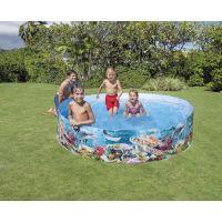 Bazén pevný 244x46cm Intex 58472 - Morský svet 2