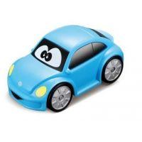 Bburago Volkswagen Beetle plastové autíčko modré