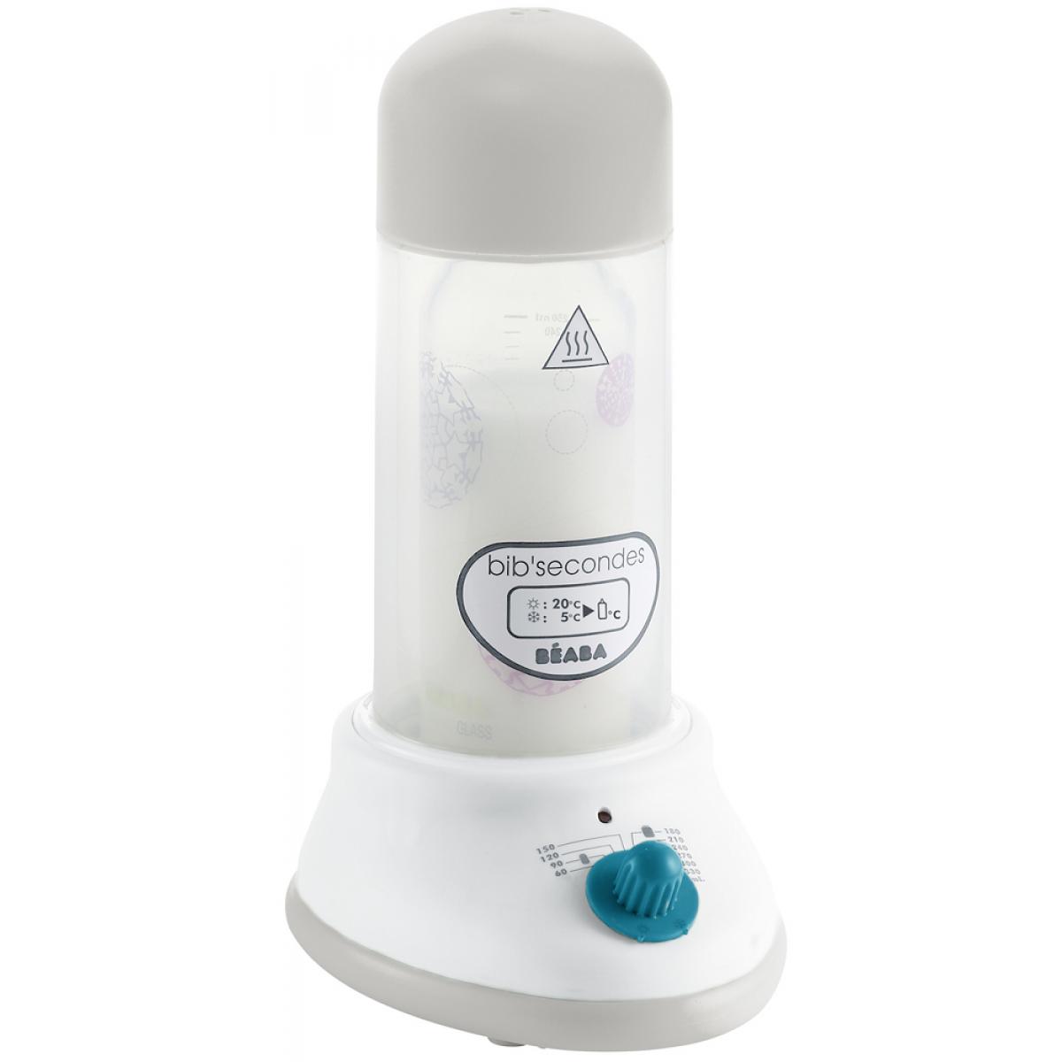 Beaba Ohrievačka kojeneckých fliaš EXPRES šedá modrá