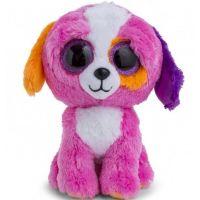 TY Beanie Boos Precious ružový pes 24 cm