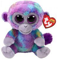 Beanie Boos ZURI barevná opička 15 cm