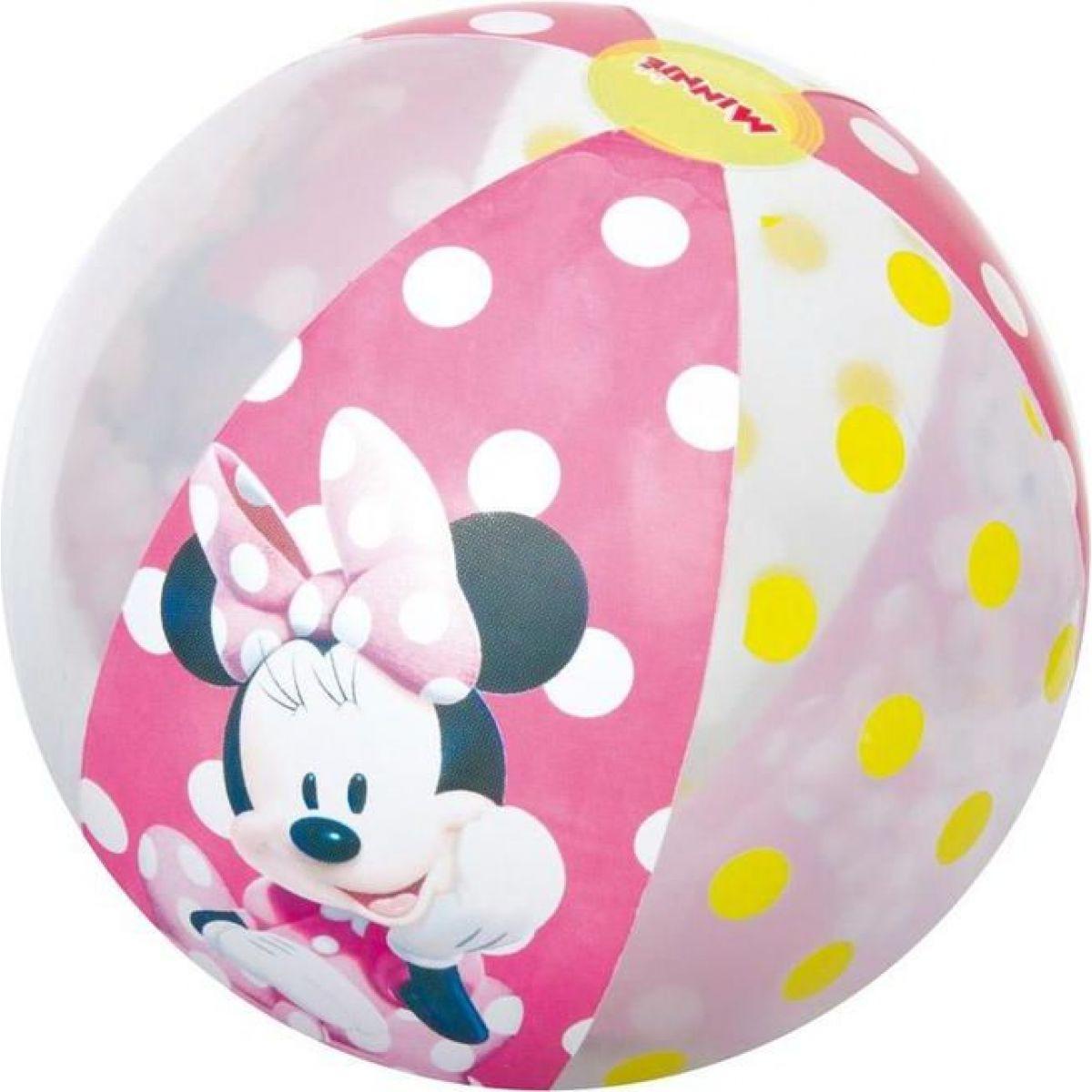 Bestway nafukovací plážový balón Minnie