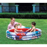 Bestway Nafukovací bazén Spiderman 3 pruhy priemer 152 cm 2