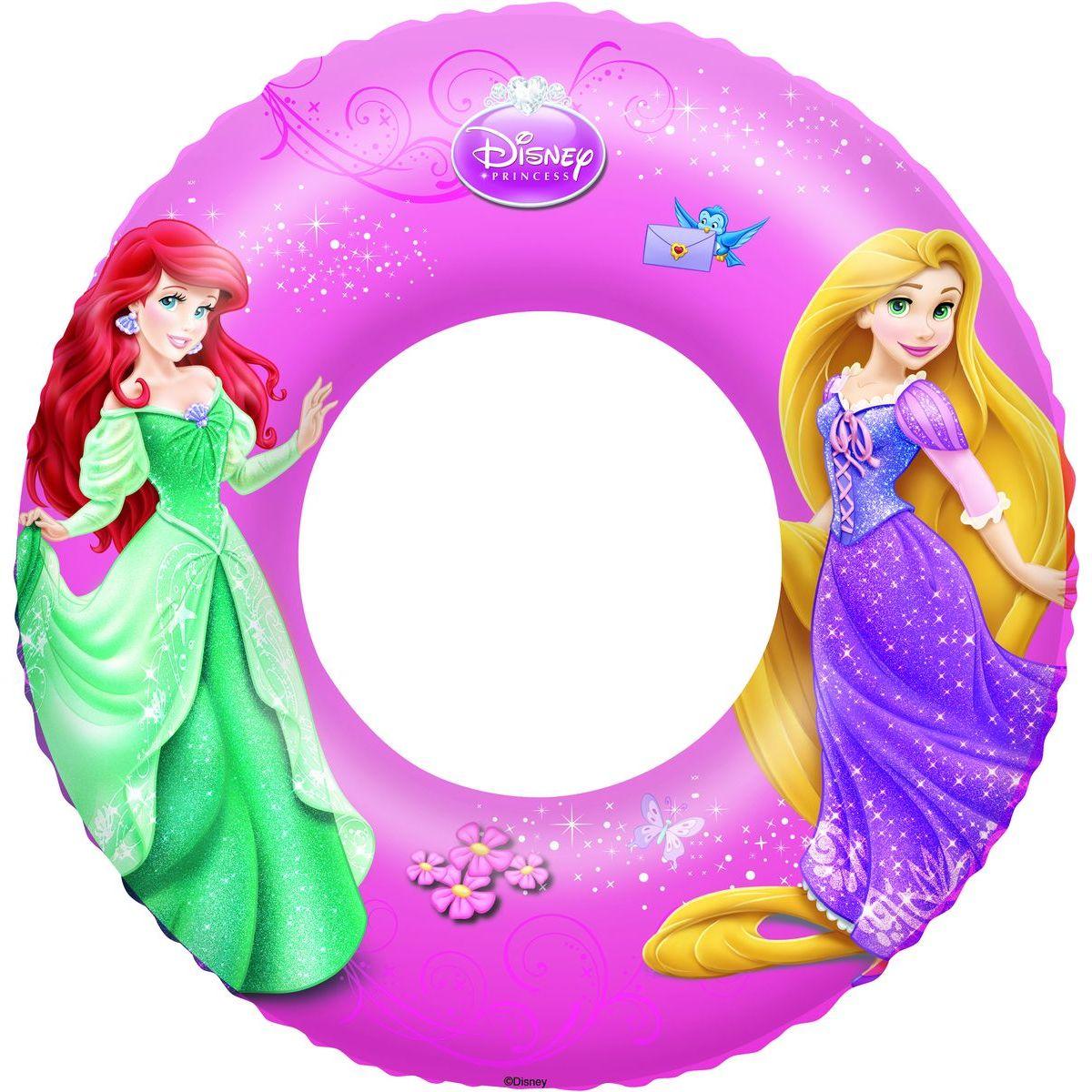 Bestway Nafukovací kruh Princezné 56 cm, 3-6 rokov
