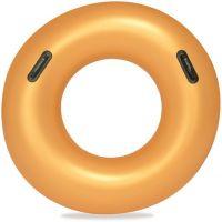Bestway Nafukovací kruh zlatý 91 cm 2