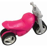Big Girlie Bike Odrážadlo ružové - Poškodený obal  2