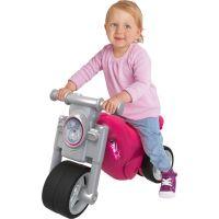 Big Girlie Bike Odrážadlo ružové - Poškodený obal  4