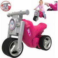 Big Girlie Bike Odrážadlo ružové - Poškodený obal  5