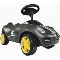 Big Odrážadlo Baby Porsche šedá 2