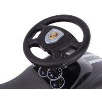 Big Odrážadlo Baby Porsche šedá 4