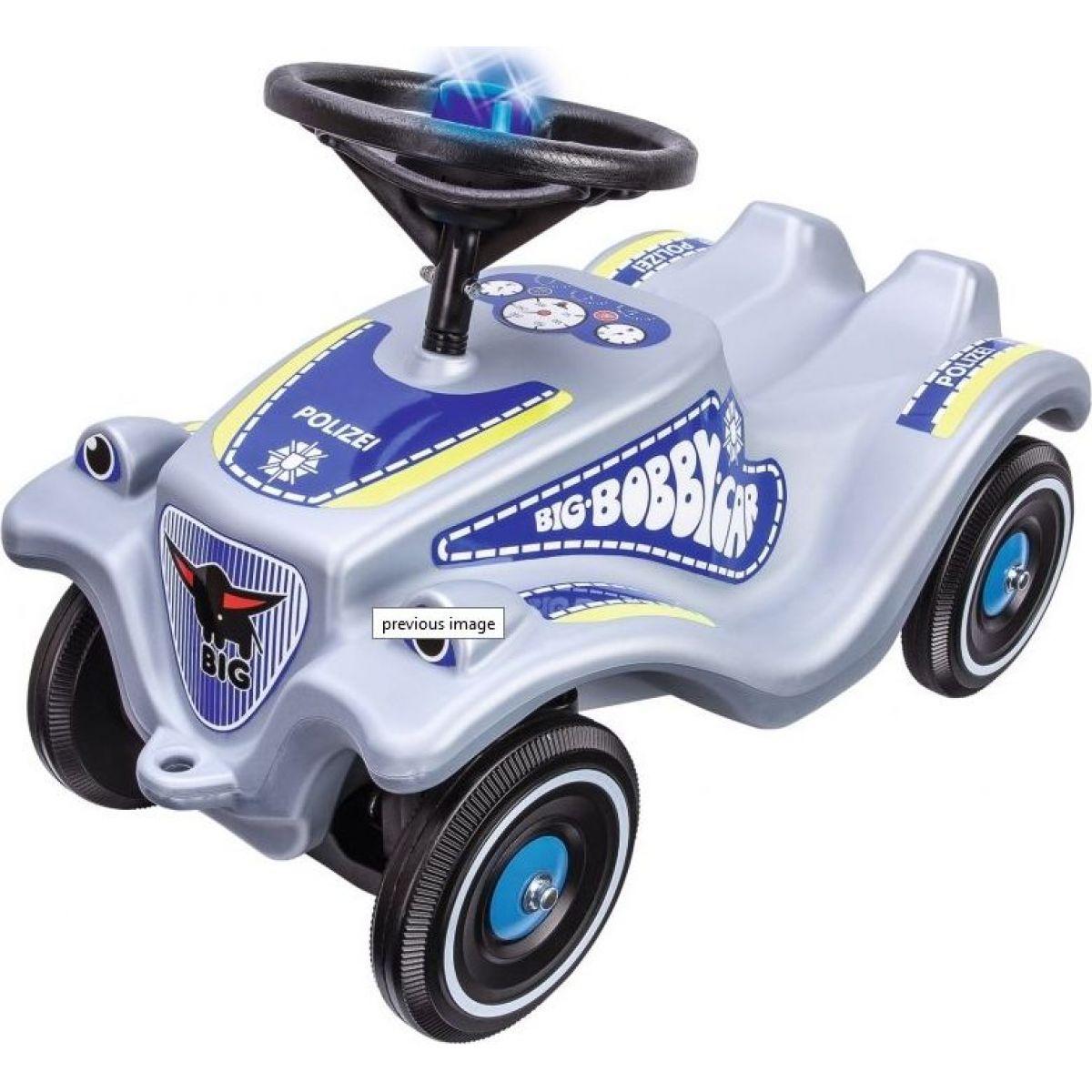 Big Odstrkovadlo auto Bobby Polícia