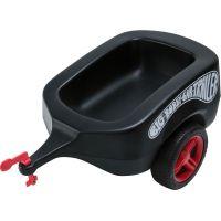 Big Prívesný vozík Bobby car čierny 2
