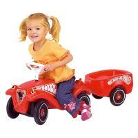 Big Prívesný vozík Bobby červený 2