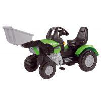 Big Šlapací traktor John XL s lyžicou