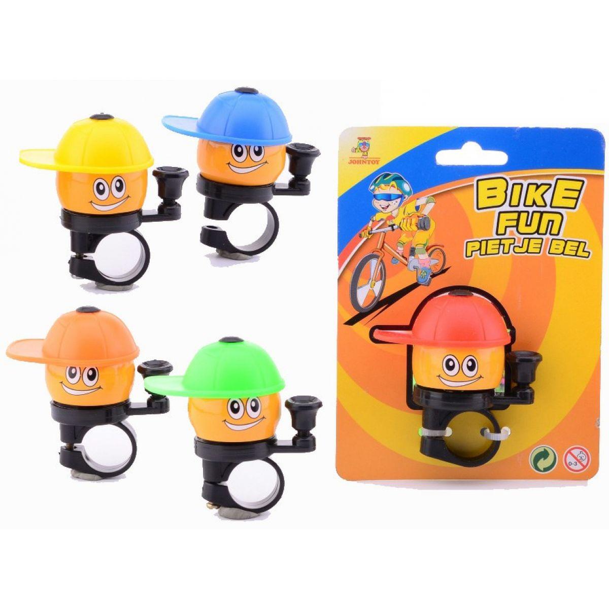 Bike Fun Zvonček na bicykel