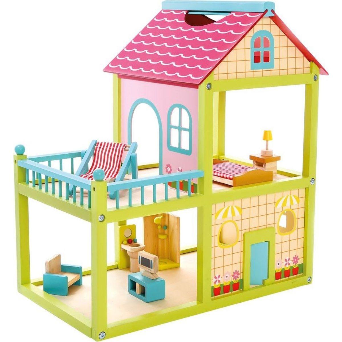 Bino Domček pre bábiky Villa Anna