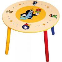 Bino Krteček Dětský stolek a 2 sedátka - Poškozený obal 2