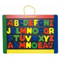 Magnetická tabuľa s písmenkami 2