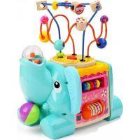 Bino Motorická kocka slon