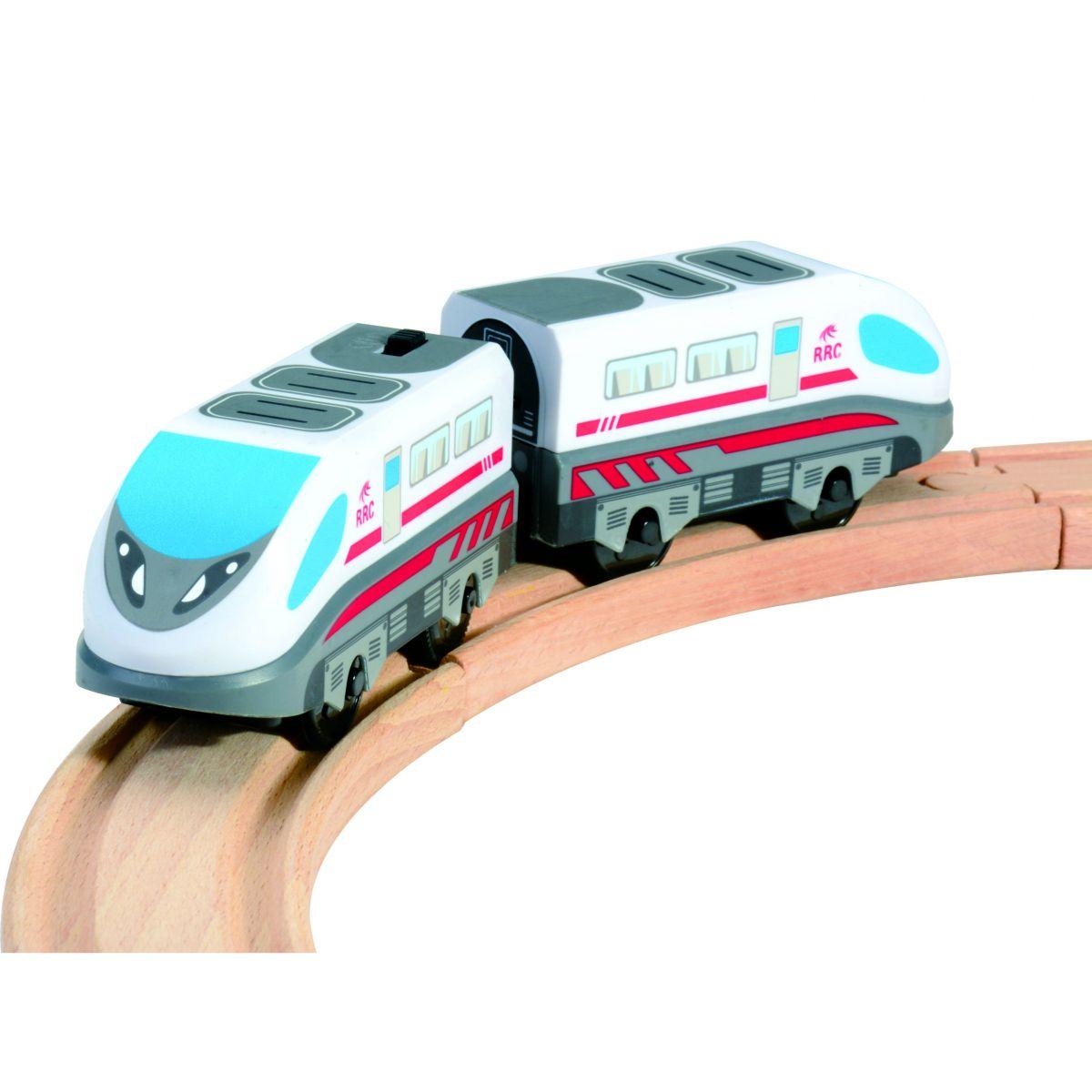 Bino Rýchlostný vlak na baterie