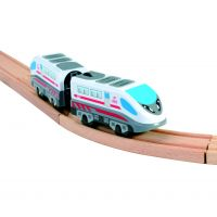 Bino Rýchlostný vlak na baterie 3