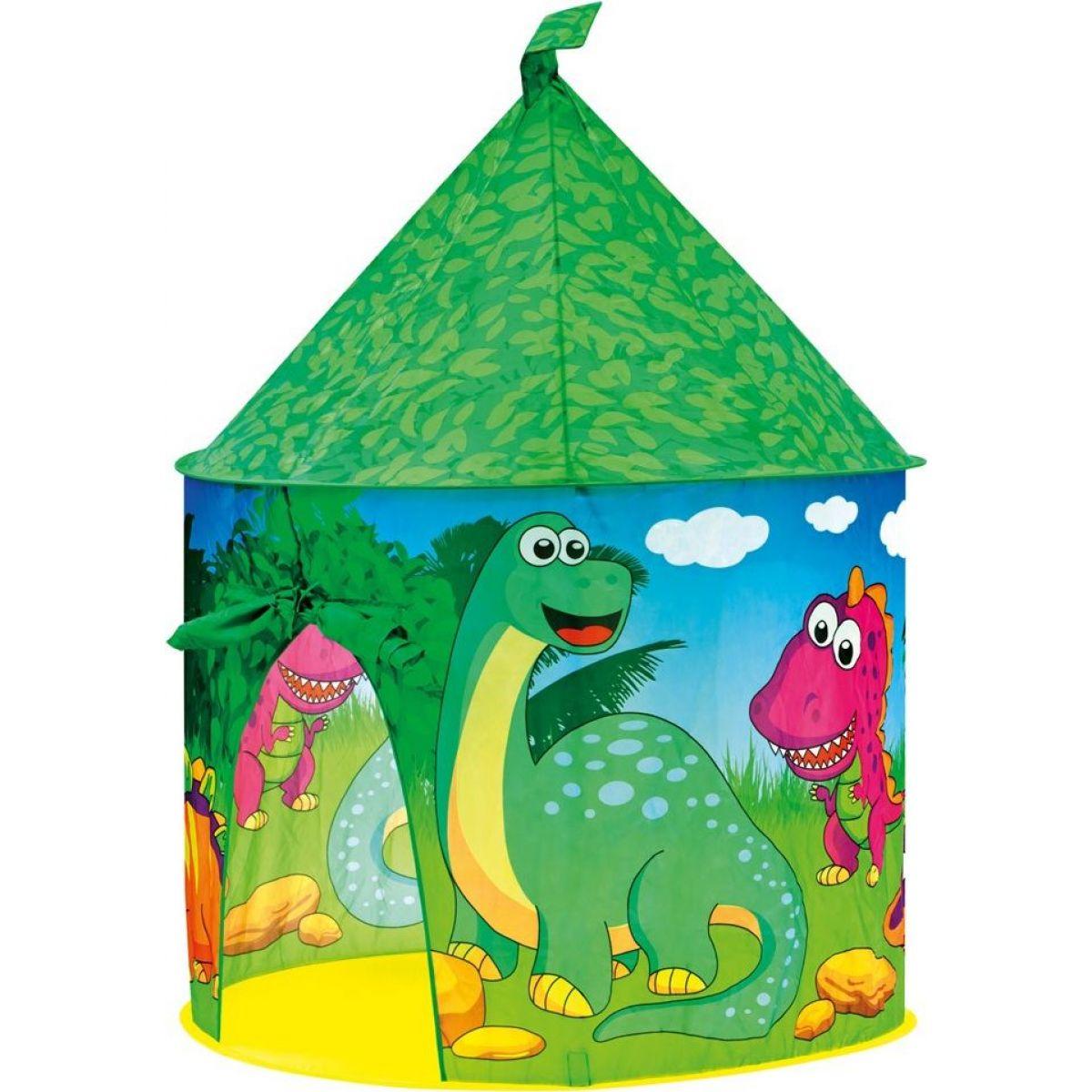 Bino Stan Dinosaurí hrad