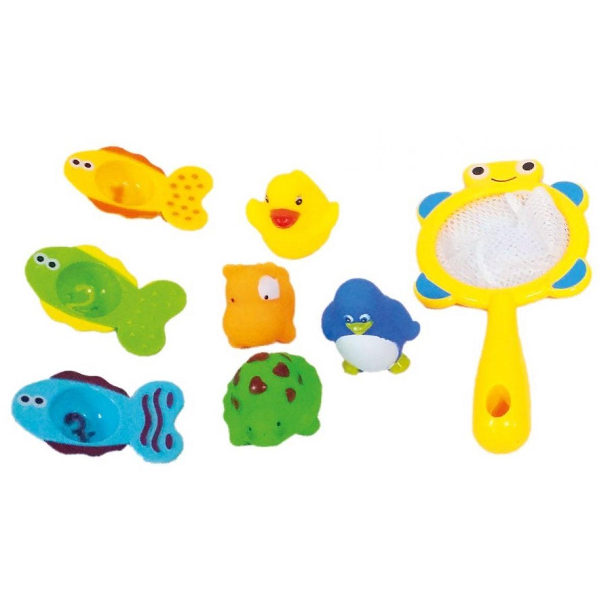 Bino Water Fun Sada hračiek so sieťkou
