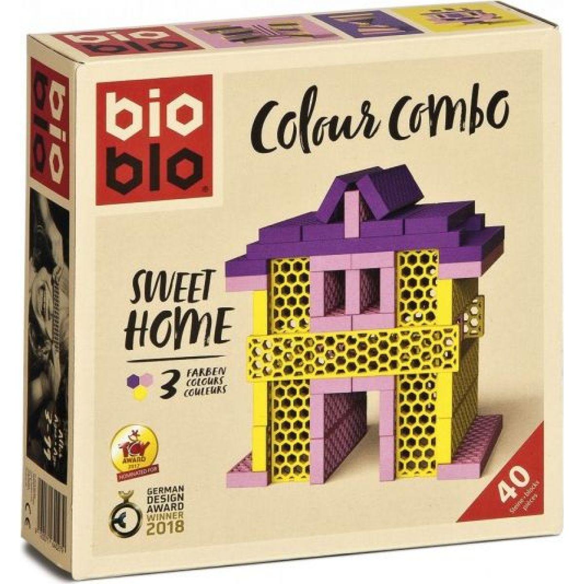 Bioblo Colours Home 40 dielikov