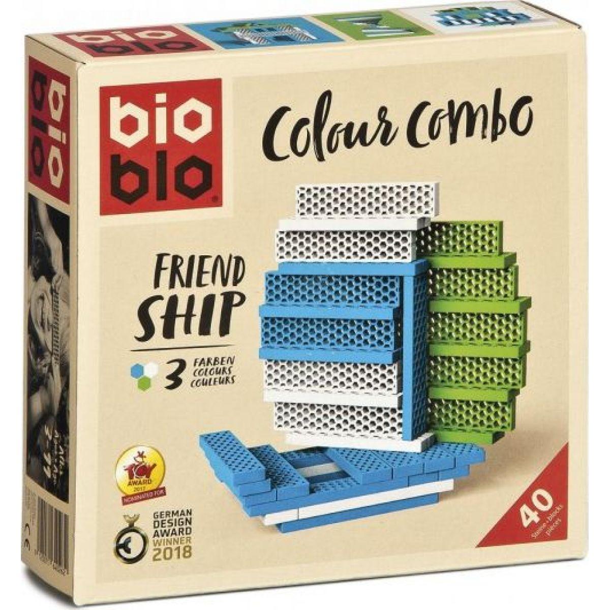 Bioblo Colours Ship 40 dielikov