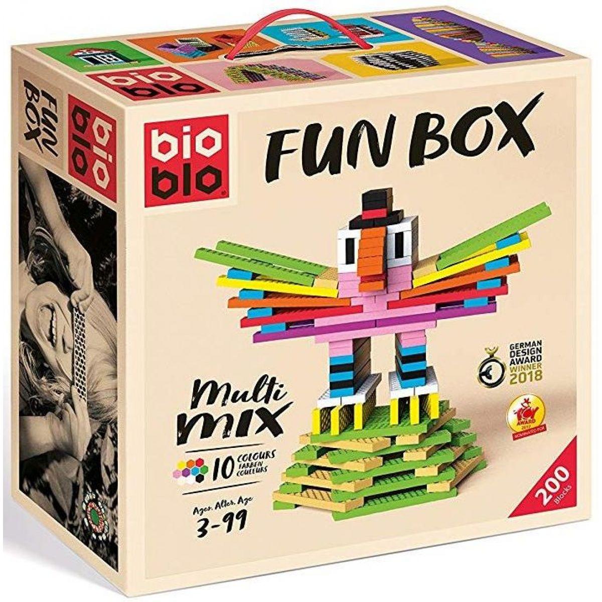 Bioblo Fun Box 200 dielikov