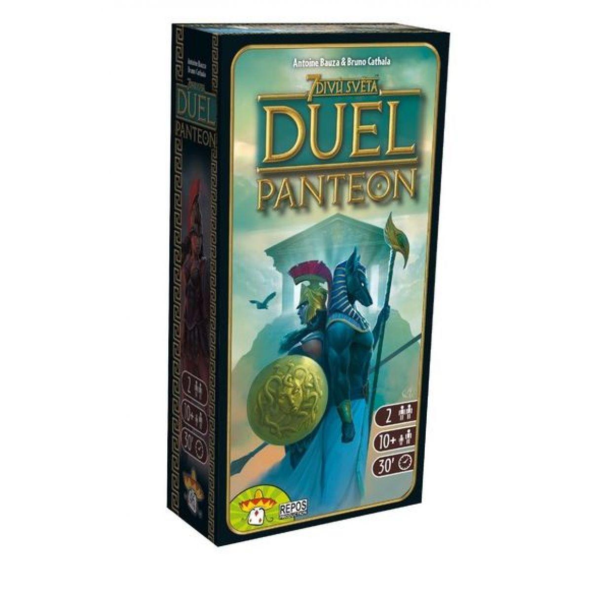 Black Fire 7 Divov sveta Duel Pantheon