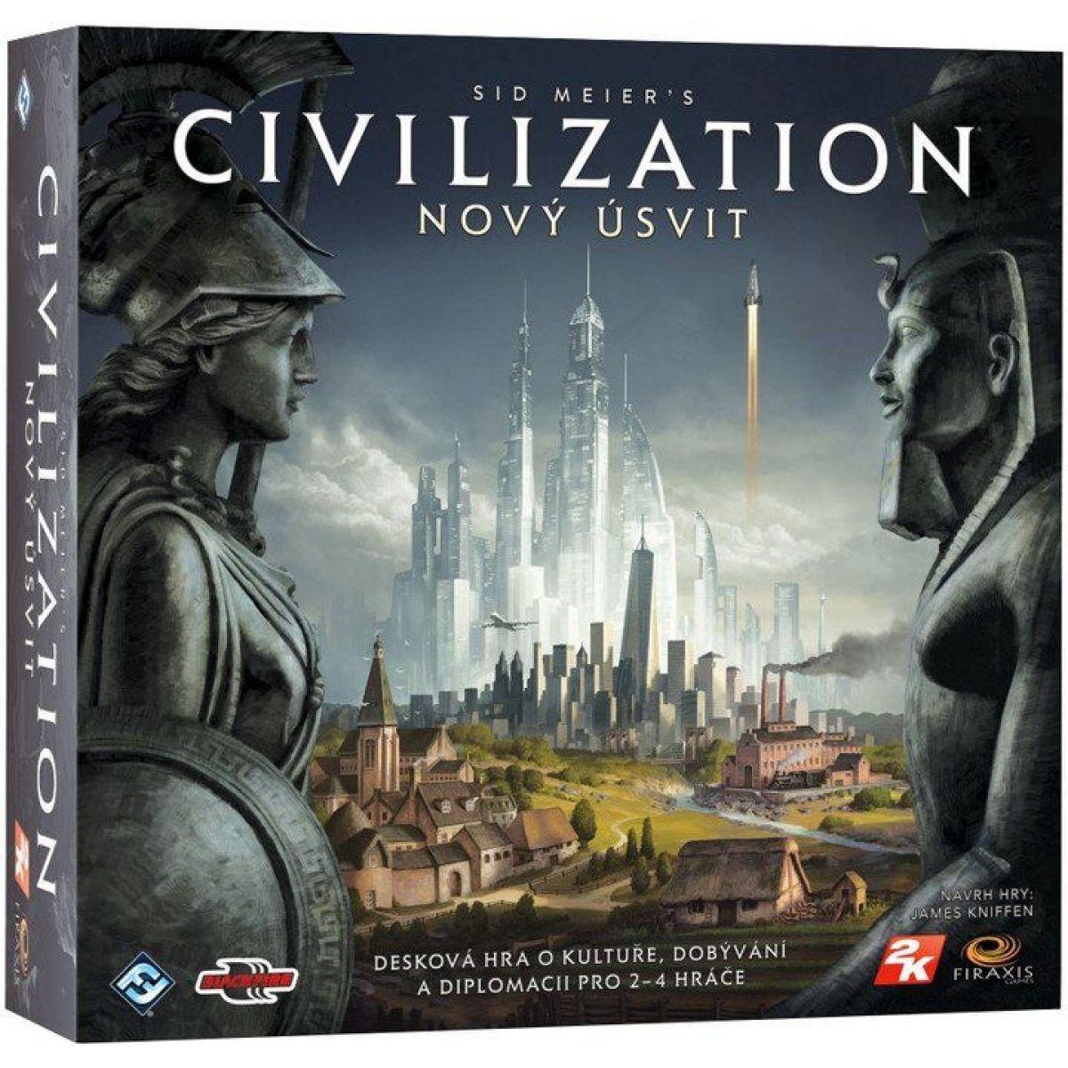 Black Fire Civilizácia Nový úsvit
