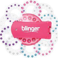 Blinger Diamantová kolekce ružová 2