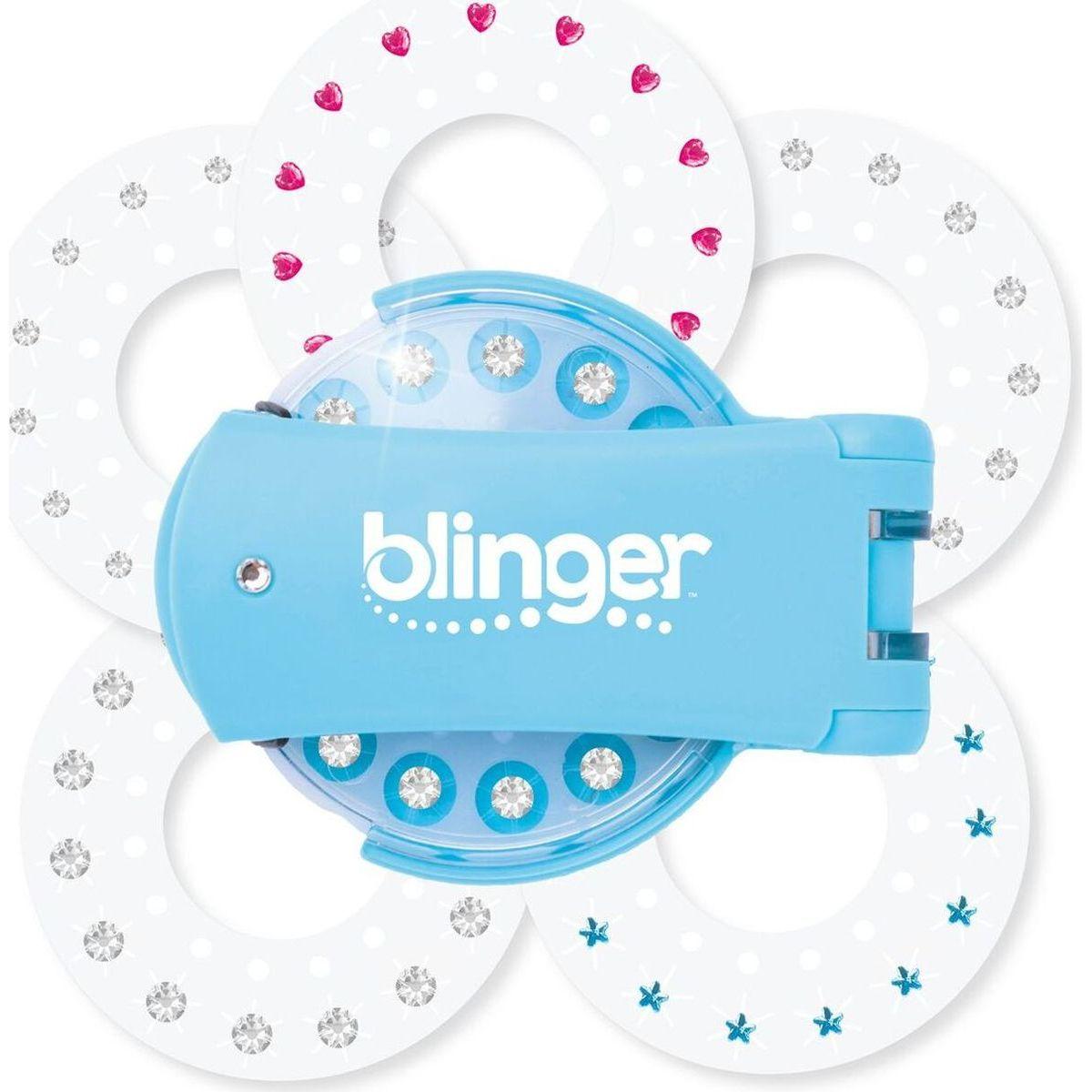 Blinger Diamantová kolekcia tyrkysová