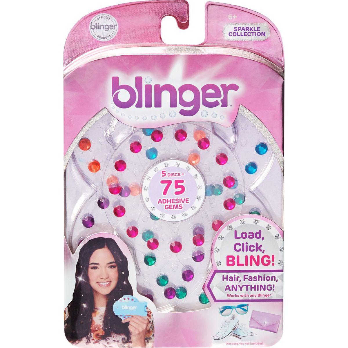 Blinger Náhradná náplň 75 ks farebné
