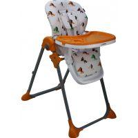 Bomimi Selena jídelní židle doggy orange