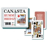 Bonaparte Rummy bridge: Canasta