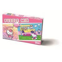 BONAPARTE Hello Kitty 80 a 160 dílků