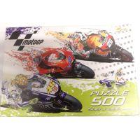 BONAPARTE Moto GP 500 dílků