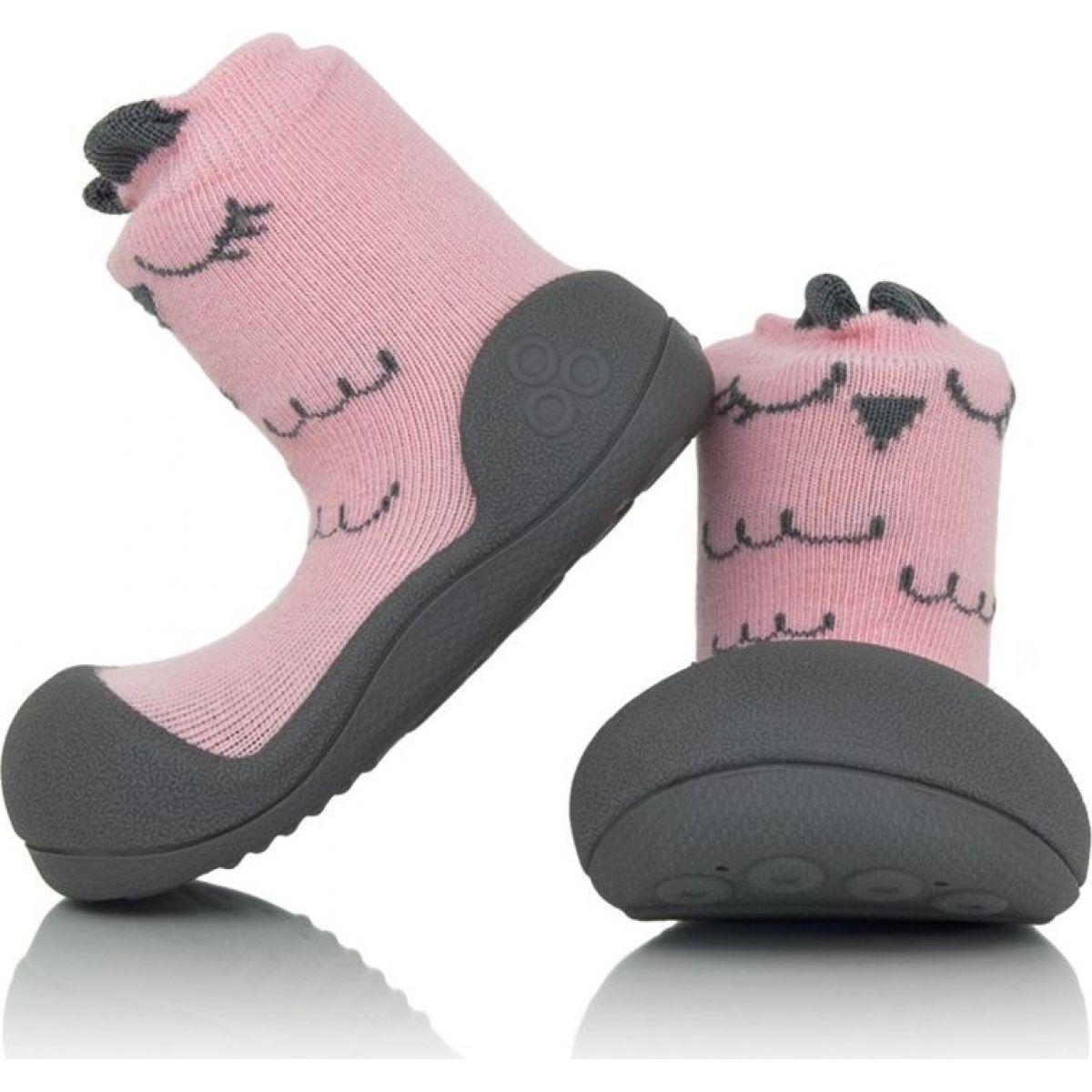 Attipas Topánočky Cutie A17C-Pink XXXL