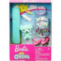 Mattel Barbie Club Chelsea oblečky a doplnky medvedík 2