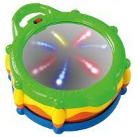 Bright Starts Hračka Bubon Hudobný A Svietiaci Light & Giggle Drum™ 6 36 m