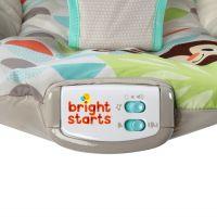 Bright Starts Lehátko vibrující s melodií Happy Safari - Poškodený obal 5